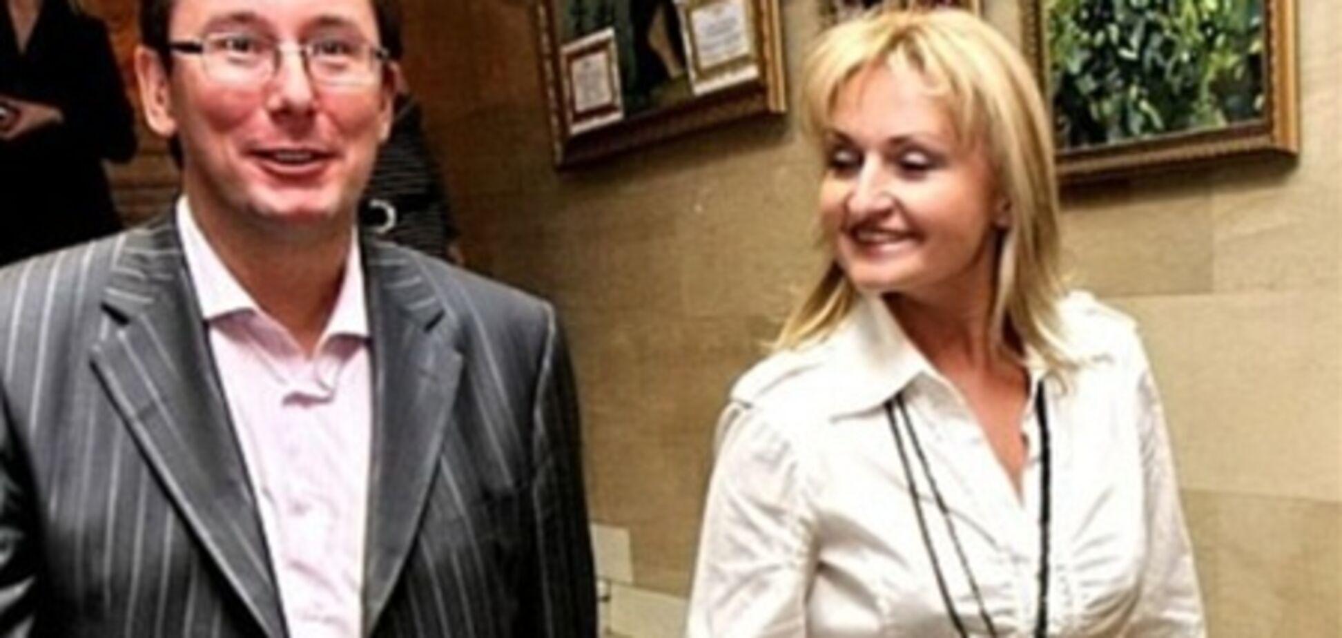 Ирина Луценко по мужу не тоскует?
