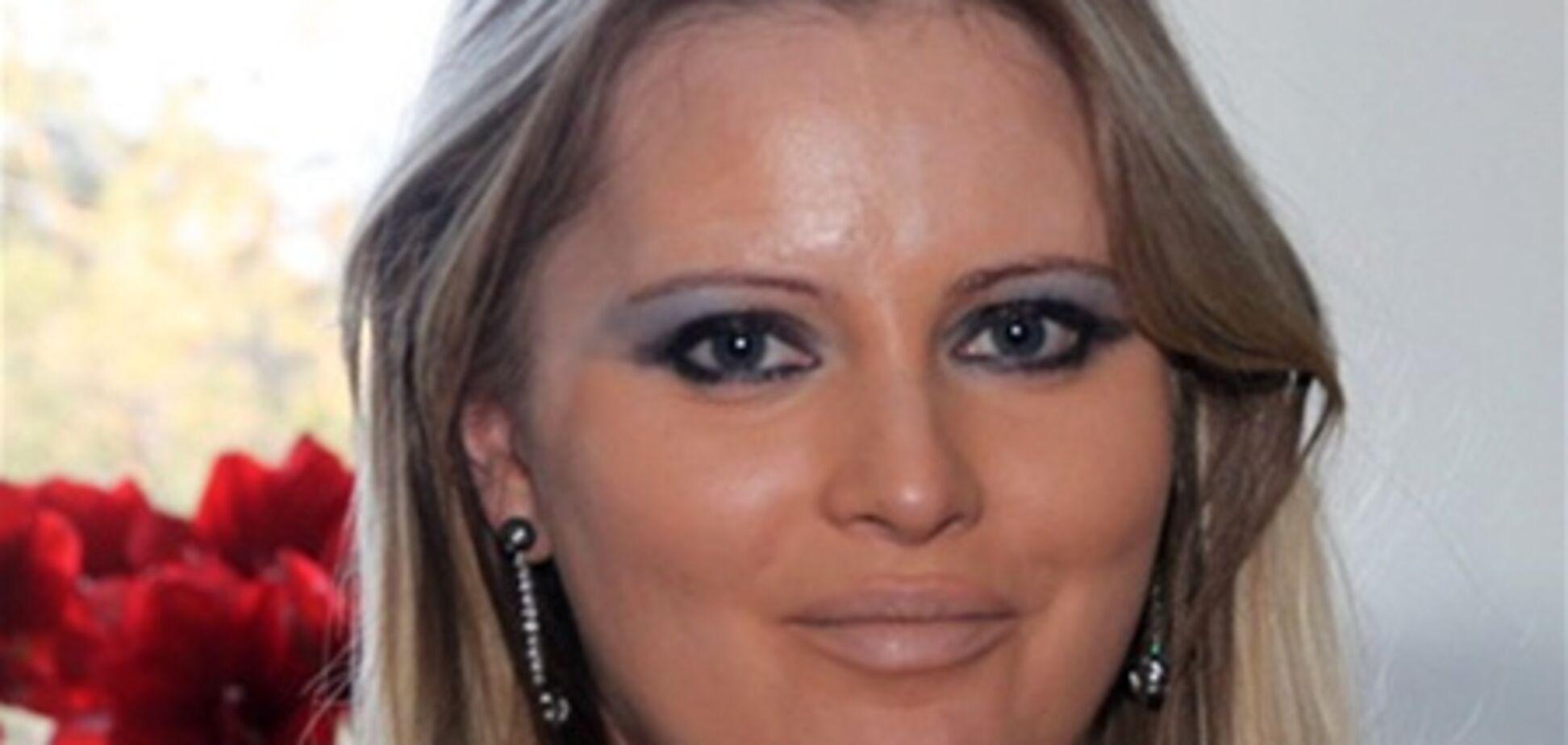 Борисовой предложили ночь любви за 15 тысяч евро
