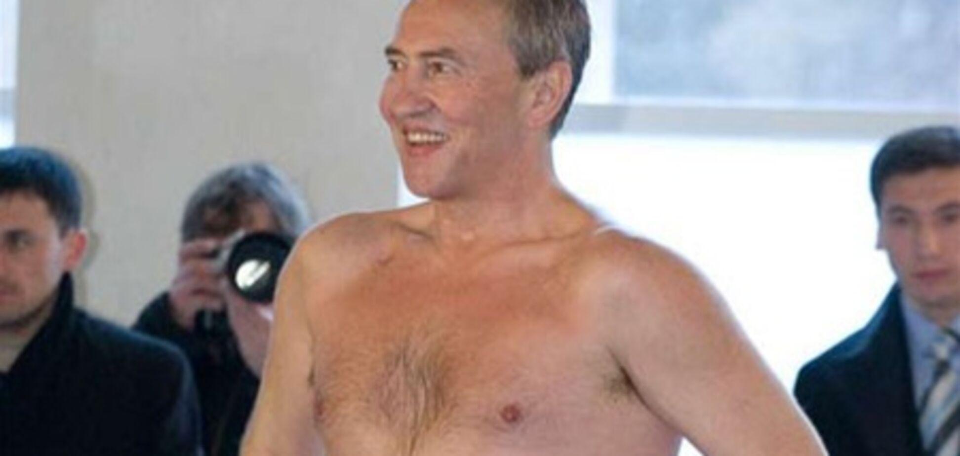 Черновецкий доволен собой и без пластических операций