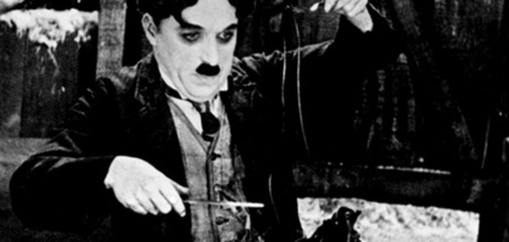 Спецслужбы рассекретили досье на Чаплина