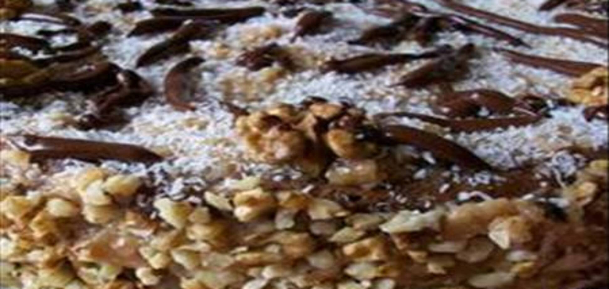 Баварский торт