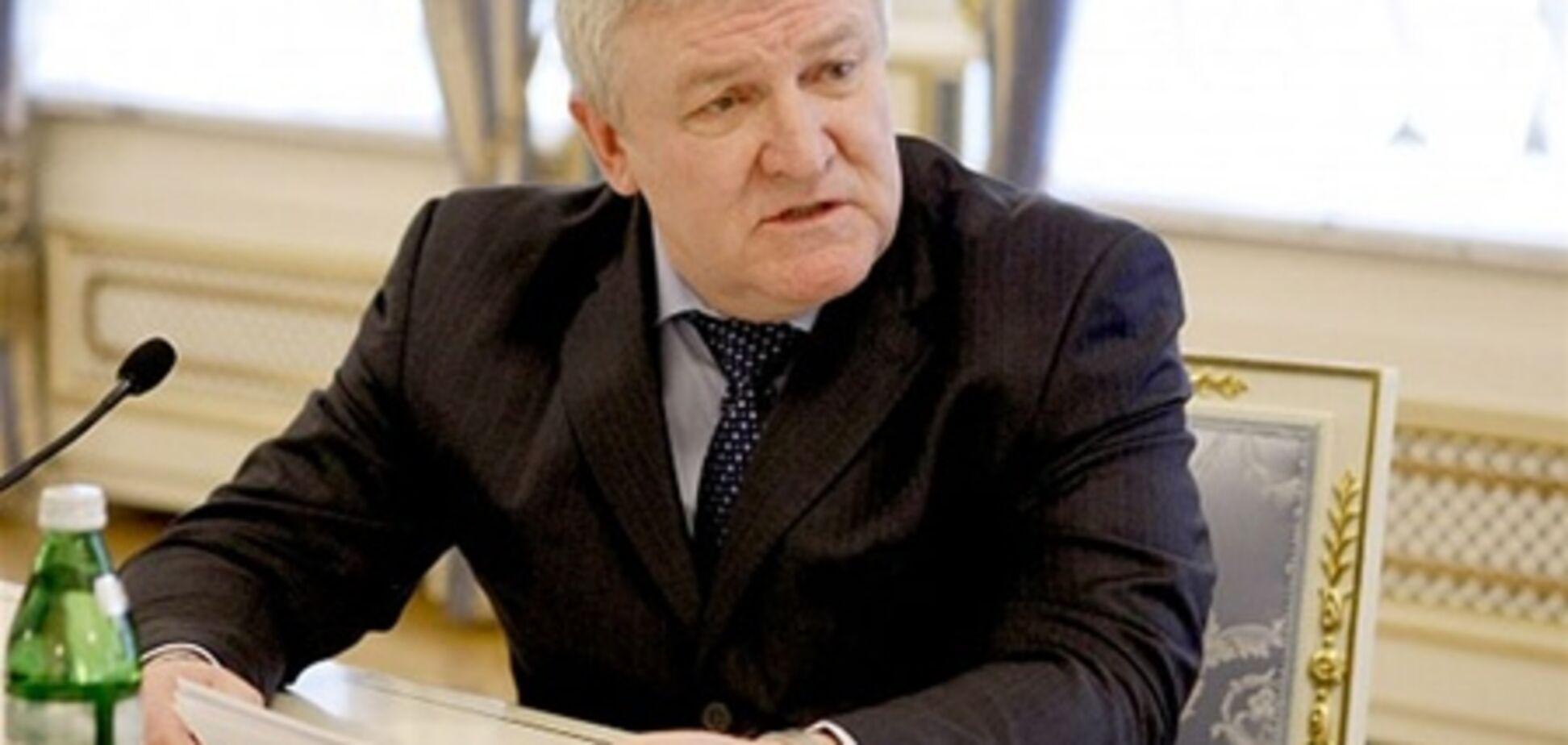 Янукович назначил Ежеля на высокую должность в АП