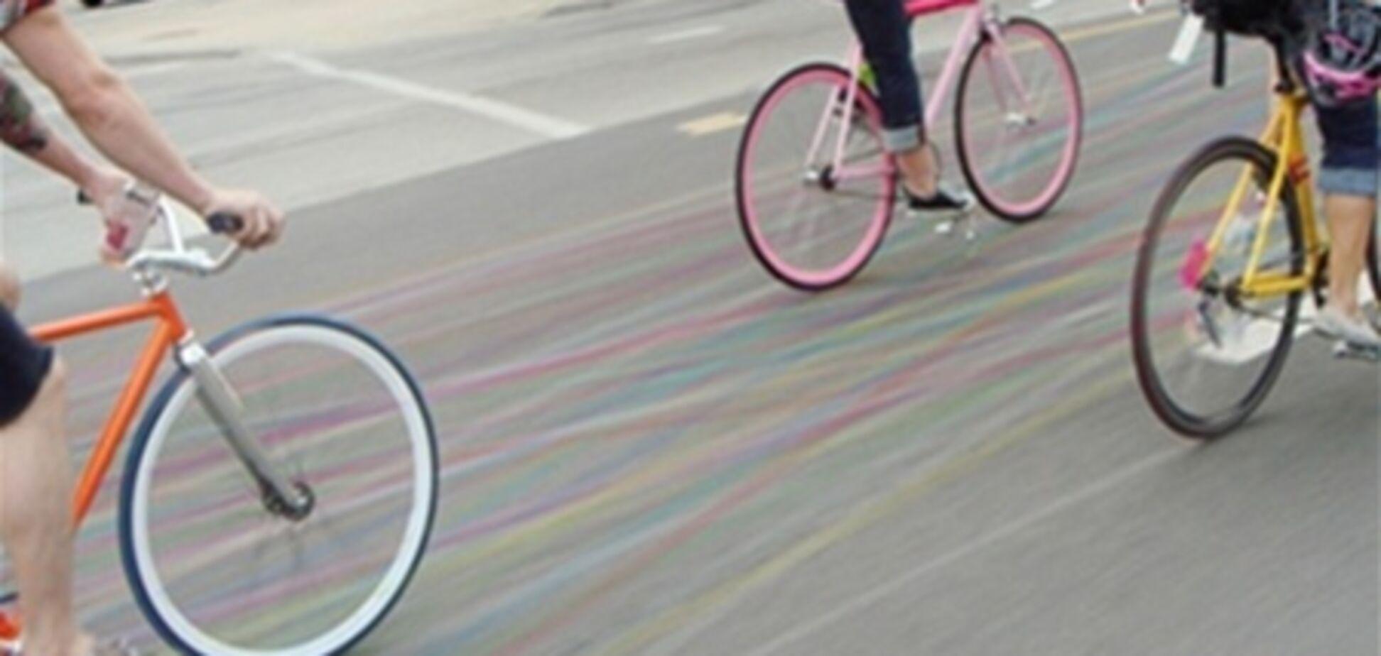 Столетний велосипедист установил мировой рекорд