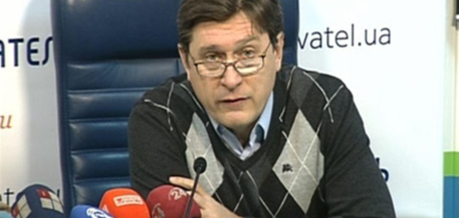 Фесенко: не исключаю, что Ежель станет советником Президента
