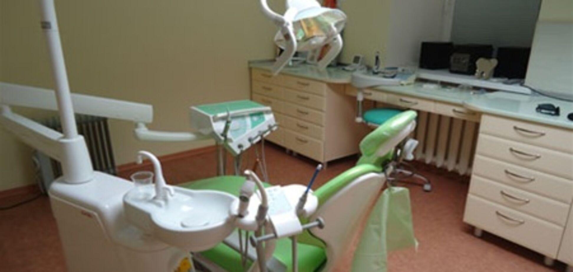 Небезпека в стоматологічному кріслі