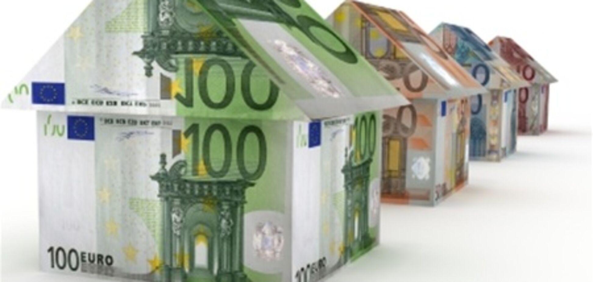 В Украине каждый десятый ипотечный кредит проблемный