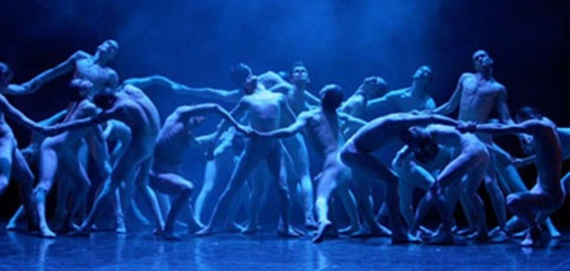 Успех 'обнаженных' балерин Эйфмана в Киеве. Фото
