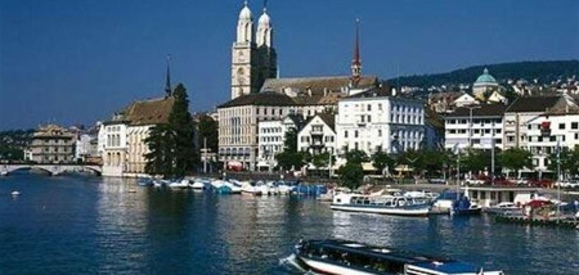 Аренда «однушки» в Цюрихе стоит 7120 гривен