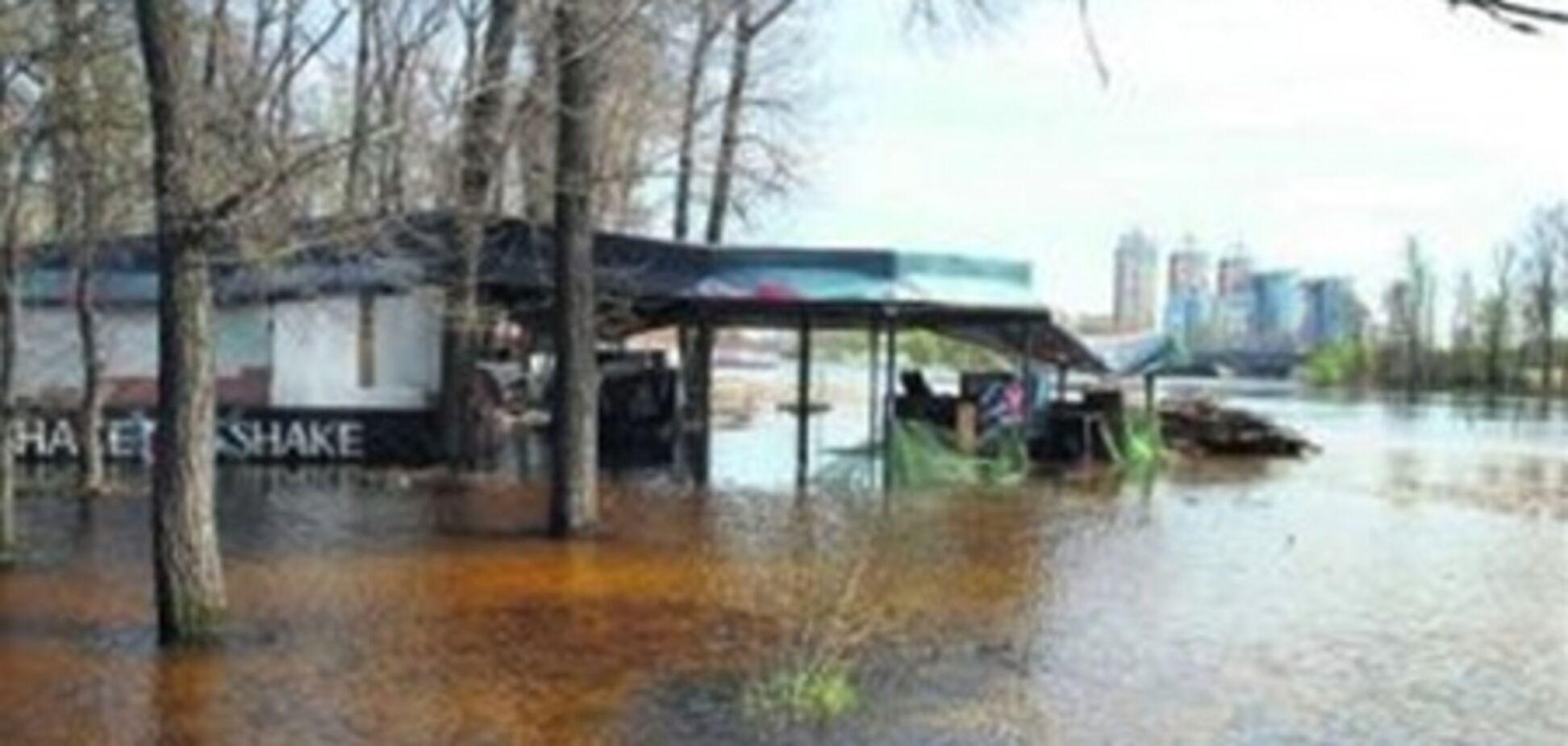 Коммунальщики Киева приготовились к наводнению