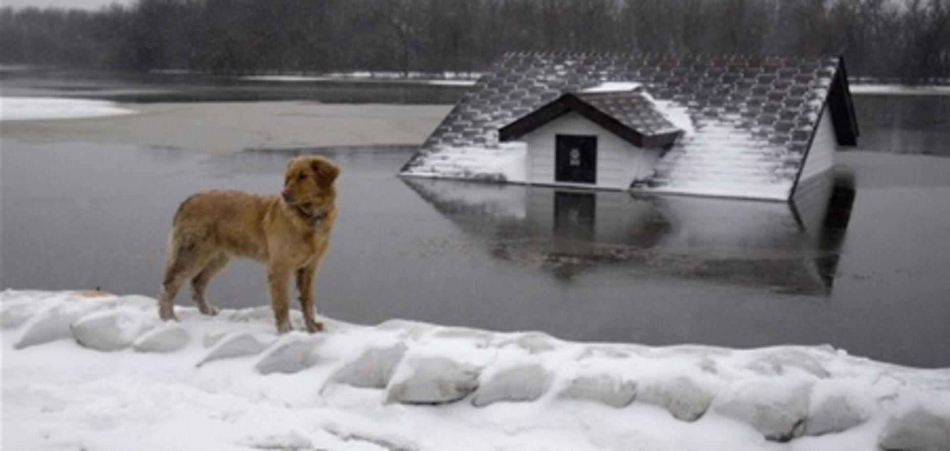 Украину ждет сильнейшее наводнение - МЧС