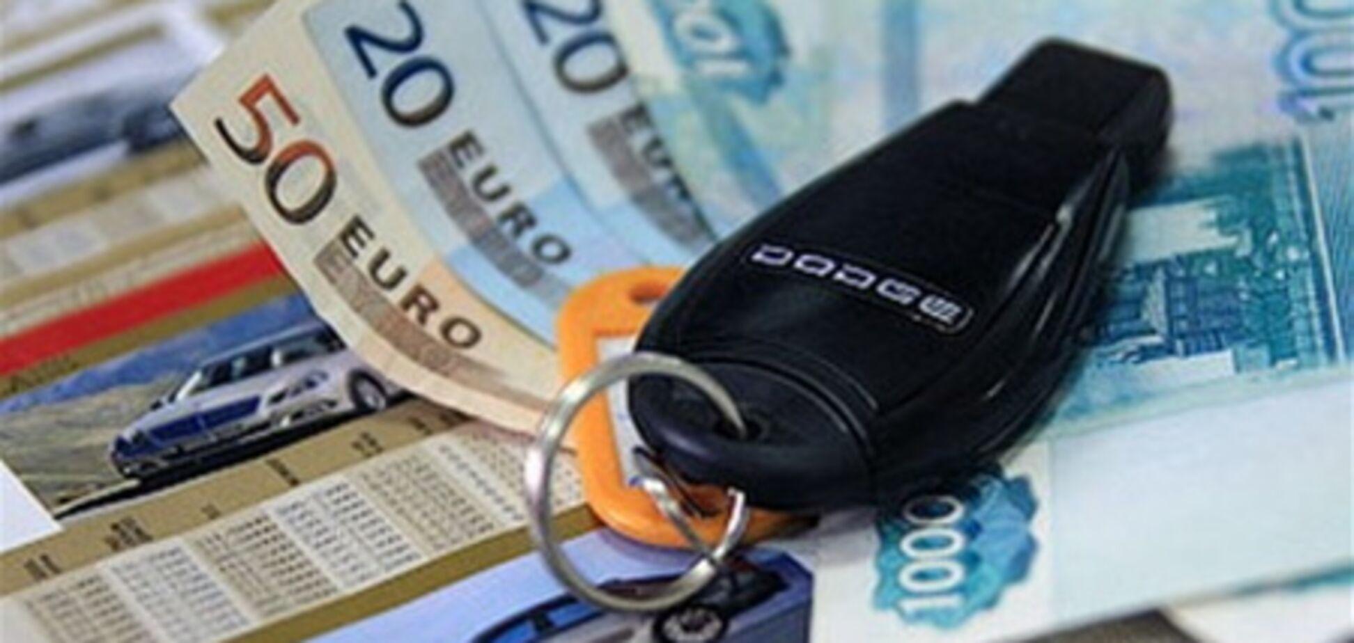 Автокредитованием занимается более 40 банков