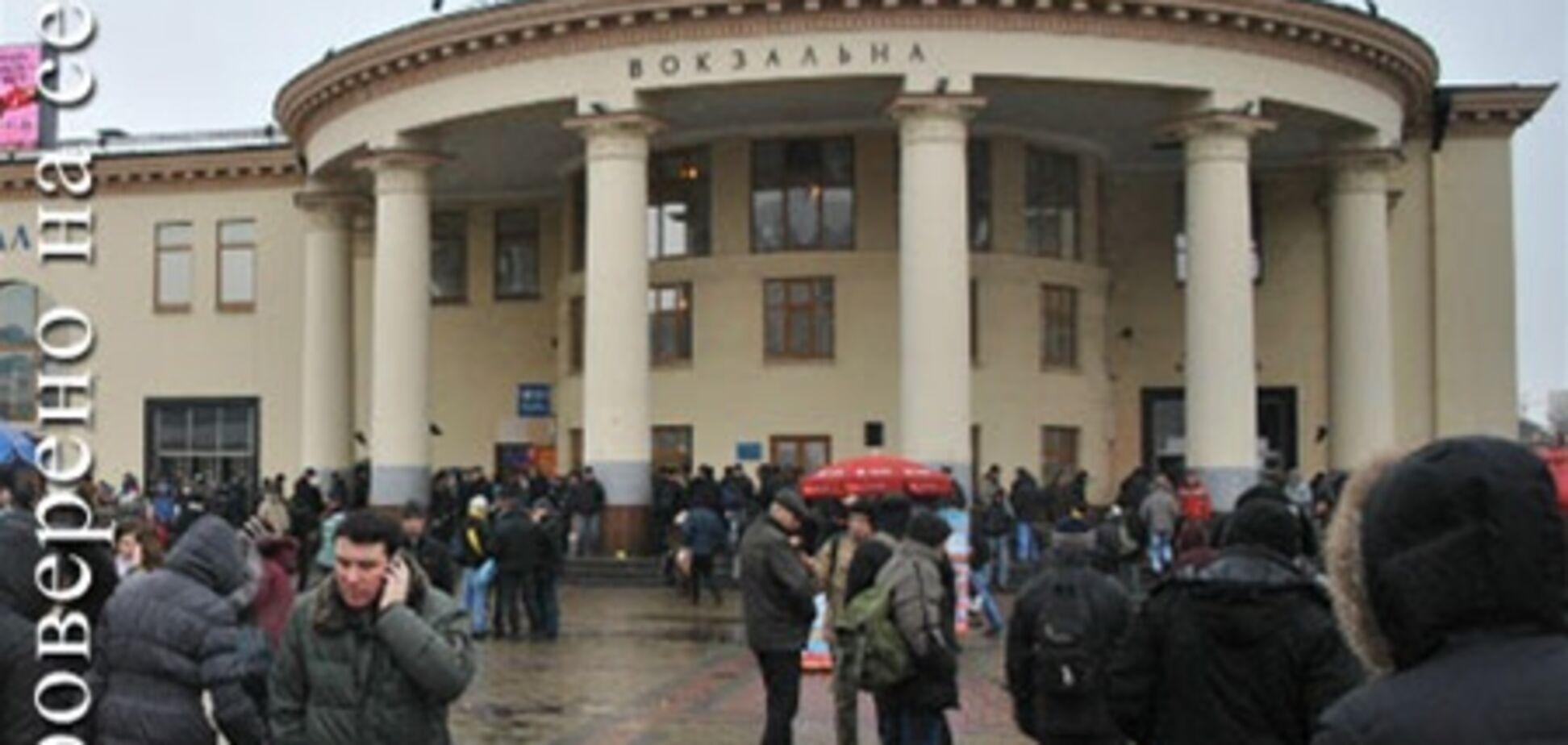 Как 'заробитчане' в Киеве работу ищут