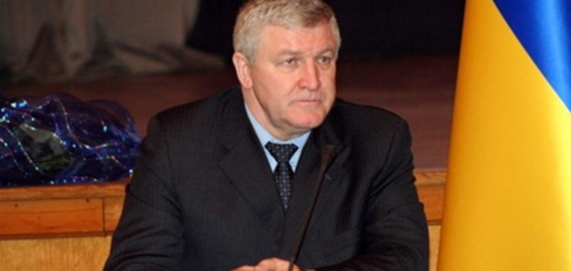 Ежель стал советником Януковича