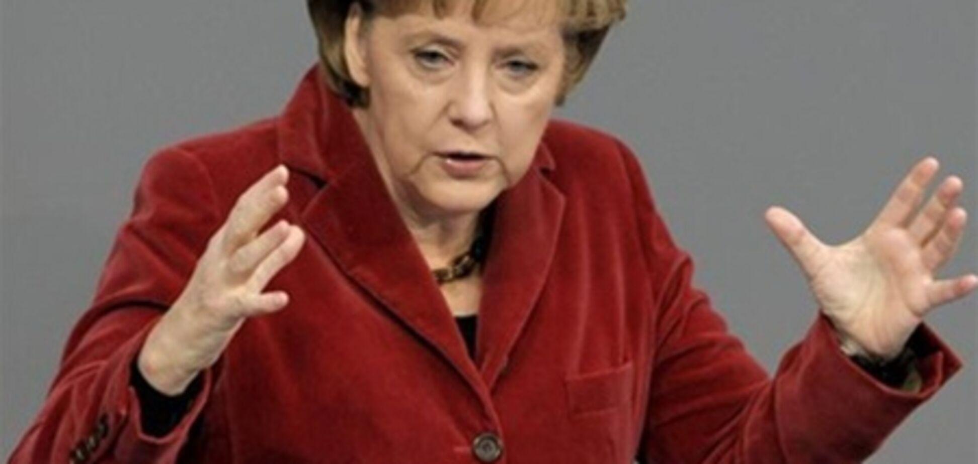 Лагерфельд похвалив стиль Меркель
