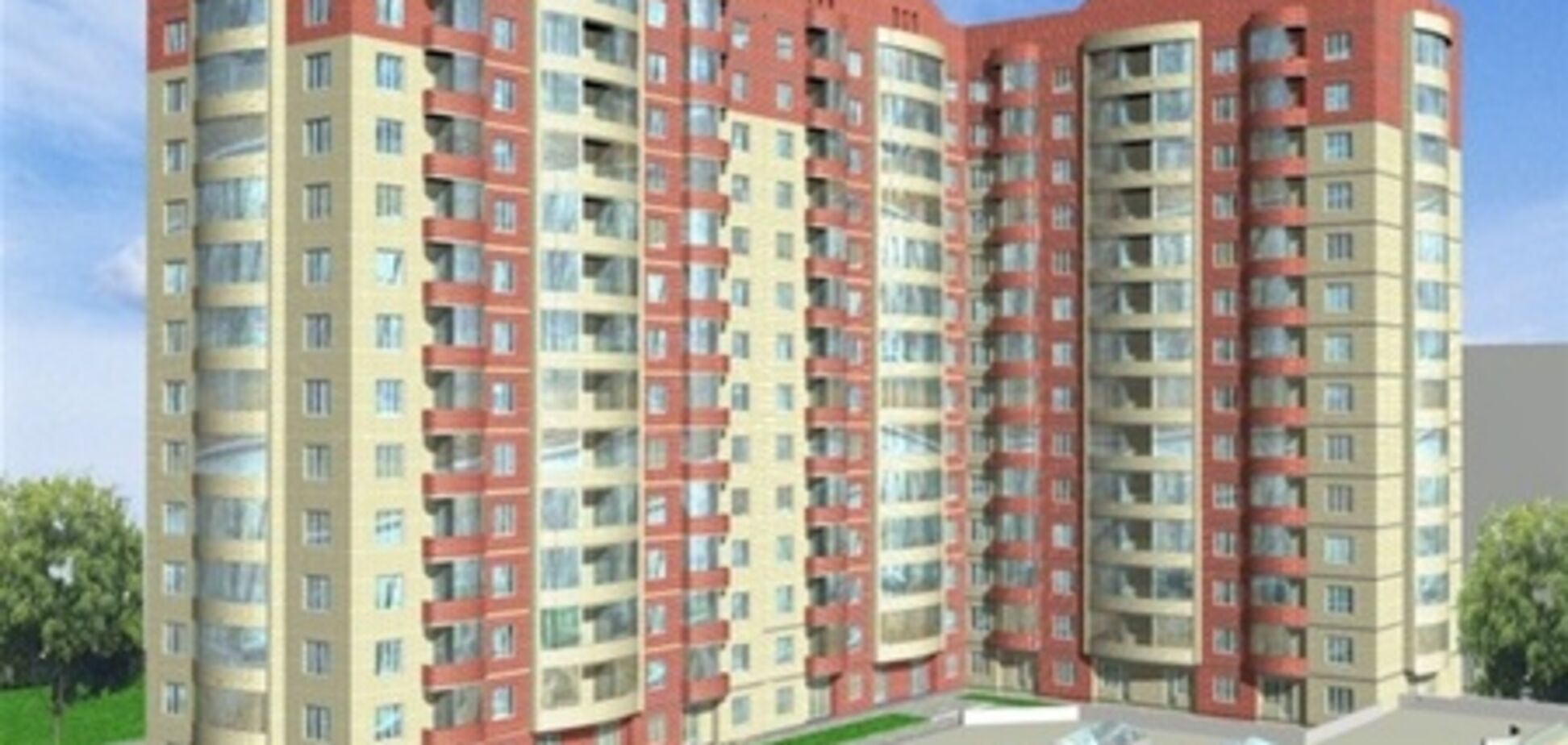 В 2012 в Украине построят 23 дома по программе доступного жилья