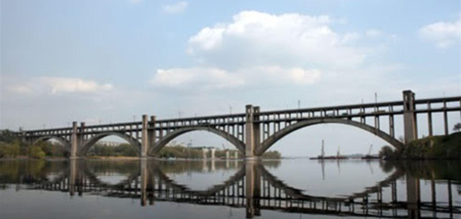 Итальянцы построят мост в Запорожье