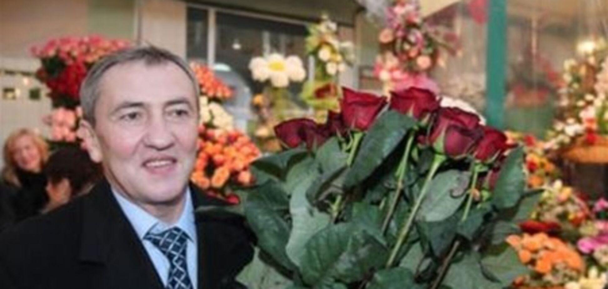 Мэр Киева Черновецкий женился?