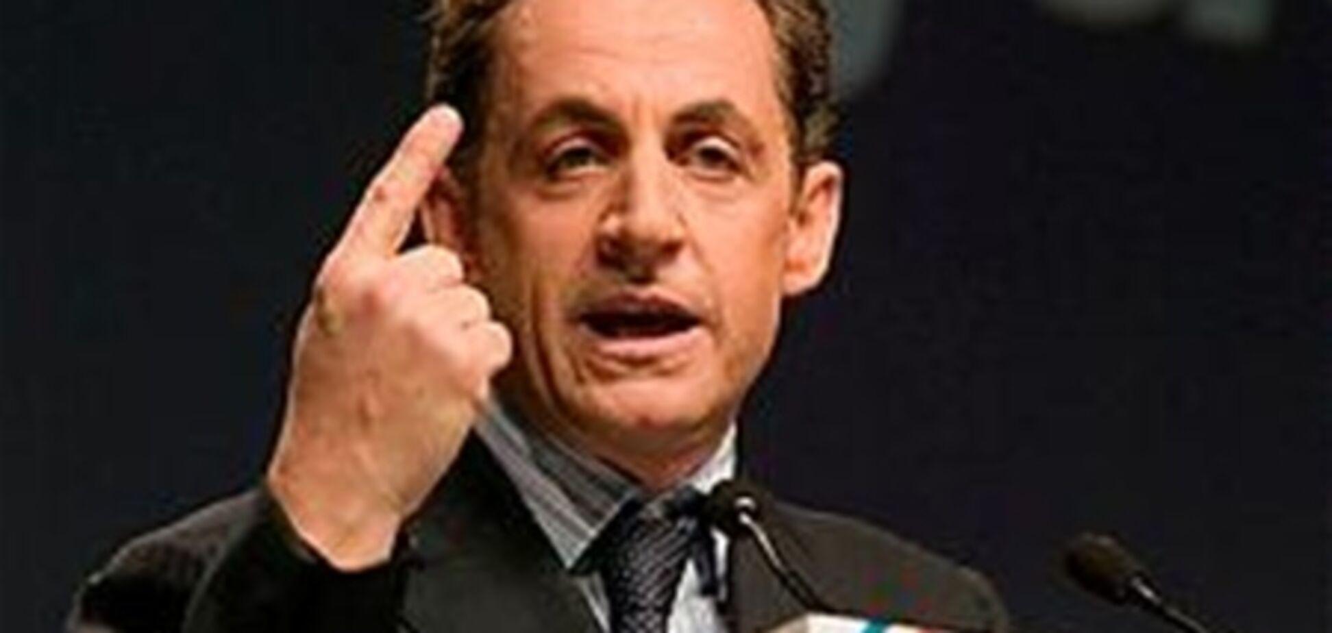 Саркозі заплатив за гастролі сина