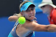 Украинская теннисистка сокрушила россиянку на супертурнире в Цинциннати
