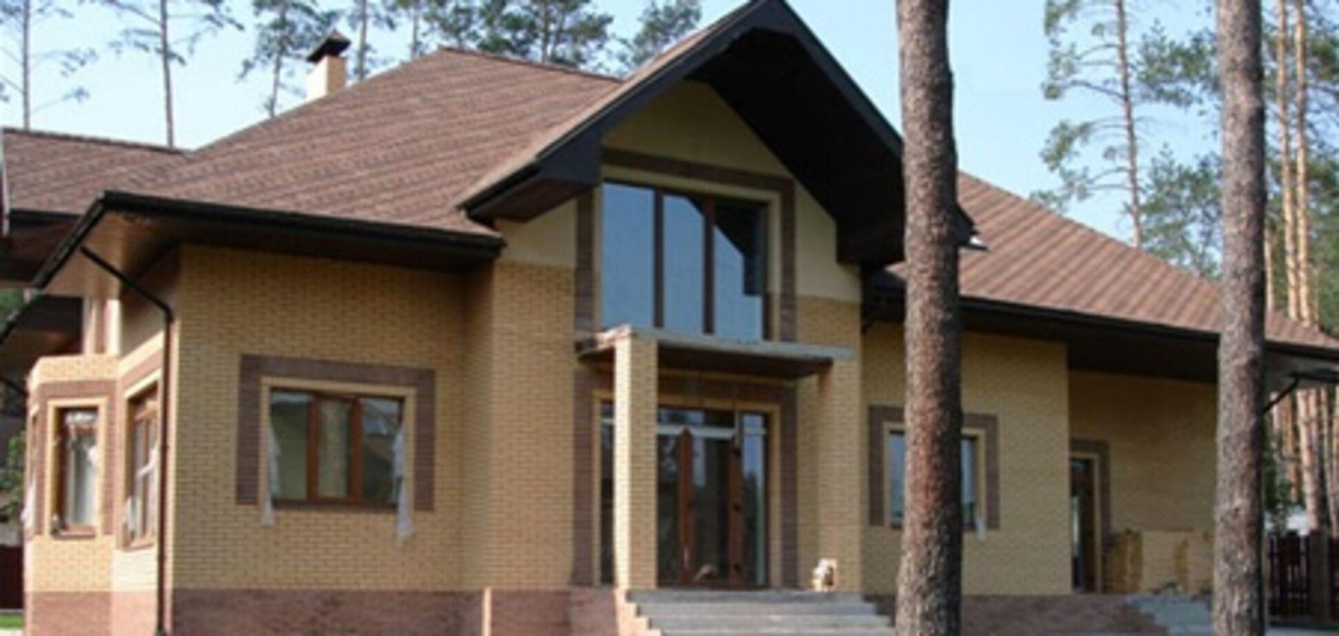 Загородная недвижимость Киева продолжает дешеветь