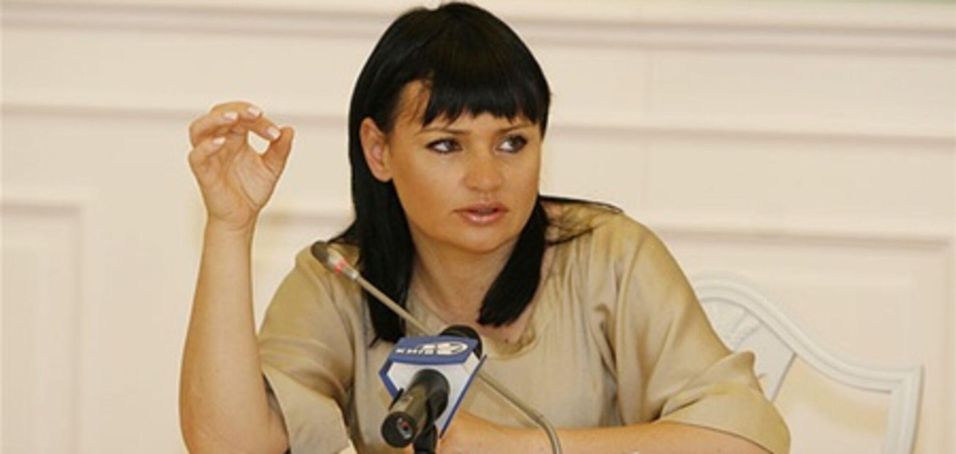 Кильчицкая зачастила к Пинчуку