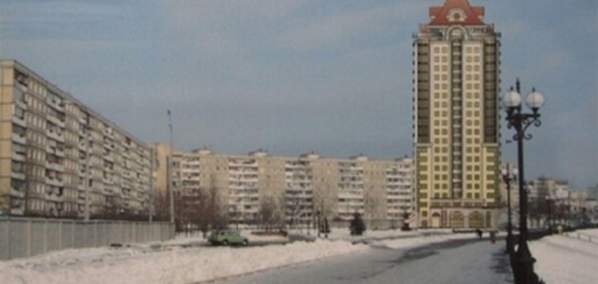 Скандальную стройку в спальном районе столицы хотят возобновить