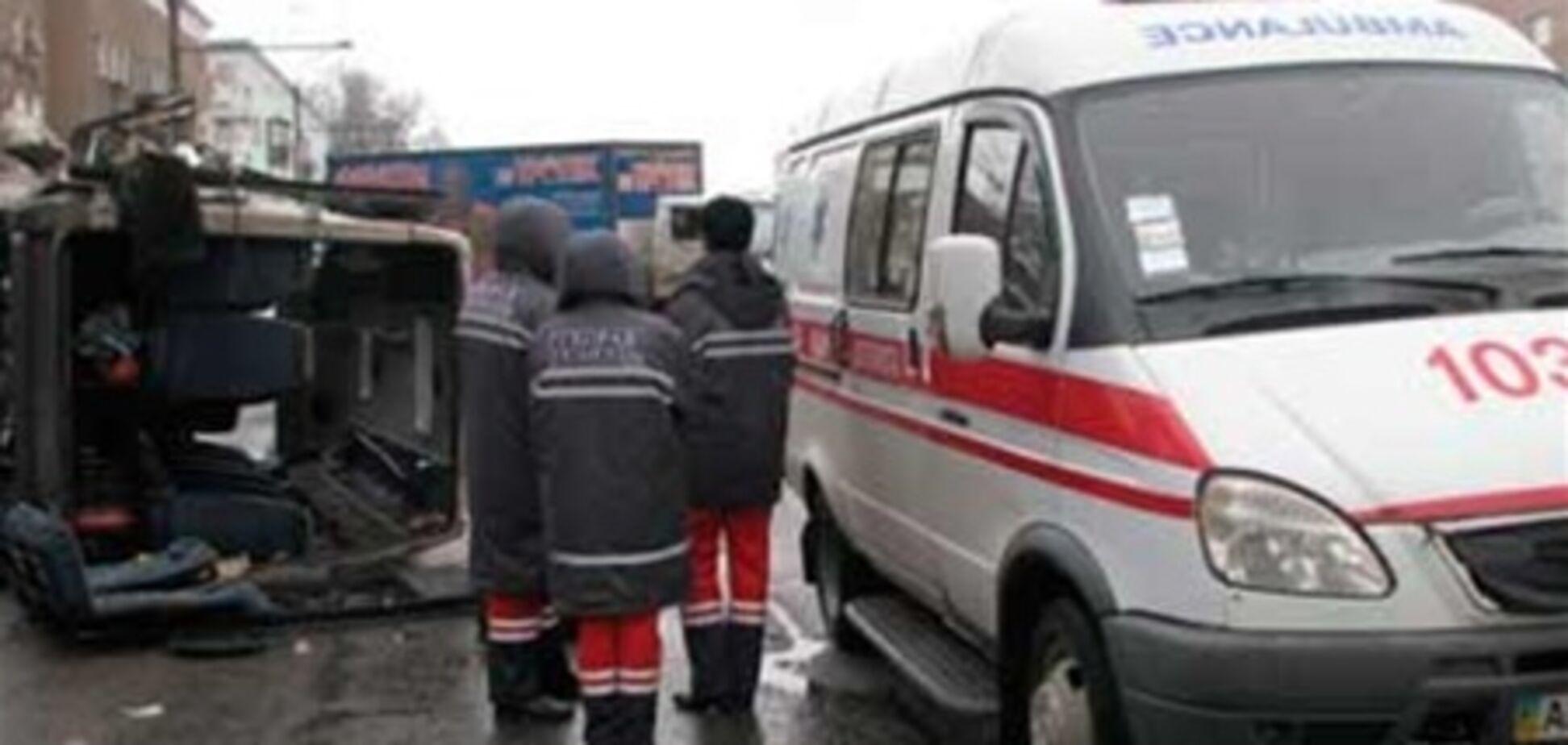 ДТП в Запорожье: водителю грузовика светит 8 лет тюрьмы