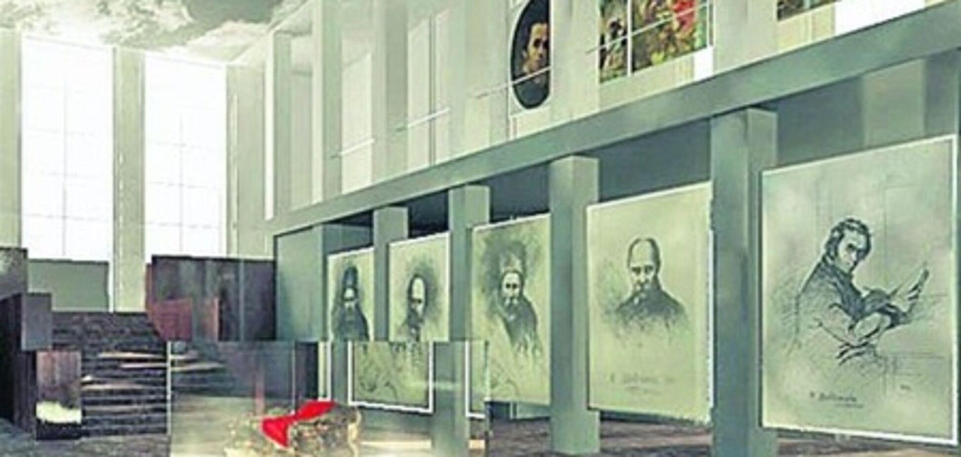 Ремонт музея Шевченко в Каневе закончился уголовным делом