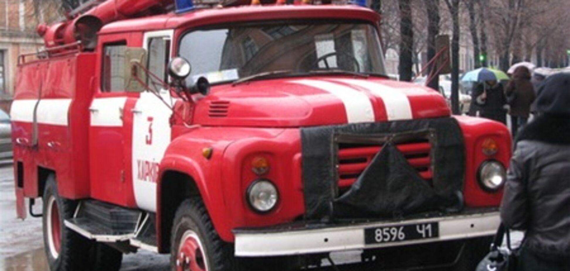 В Киеве на автостоянке прогремел взрыв