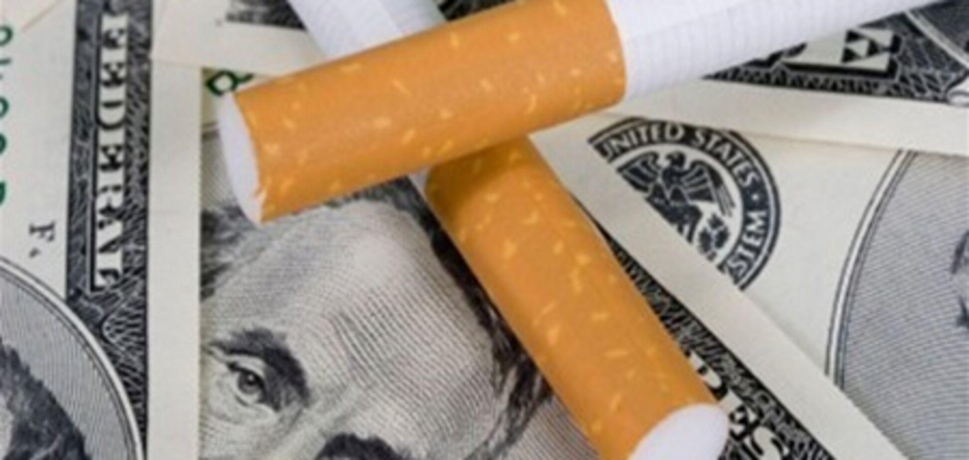 В Украине был введен запрет на любую рекламу сигарет