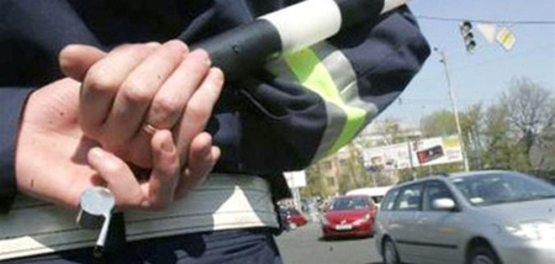 У ДАІ пояснили, чому викрали машини депутатів ВР
