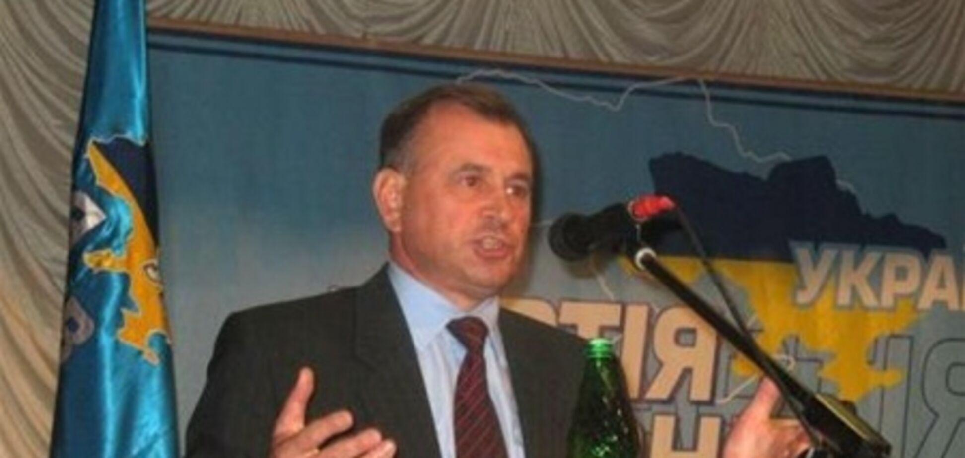 Губернатор Житомира нецензурно висловлюється