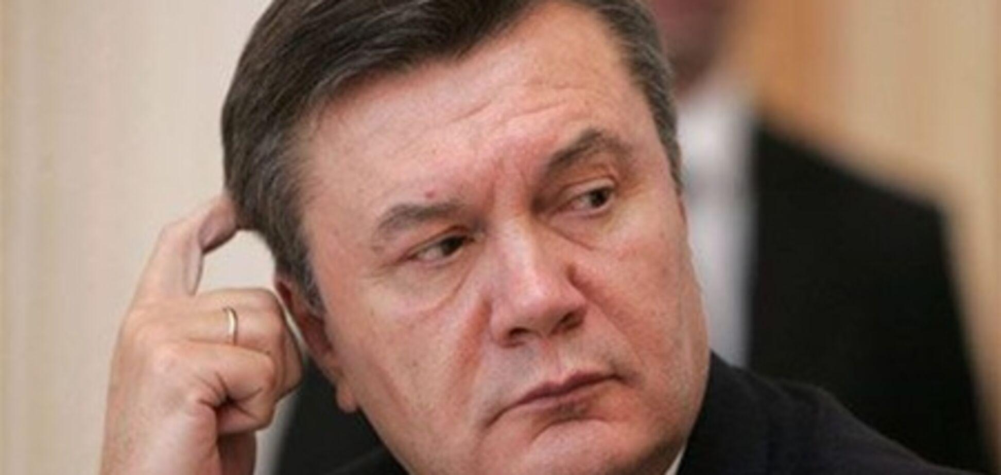 Янукович обещает 800 тыс. новых рабочих мест