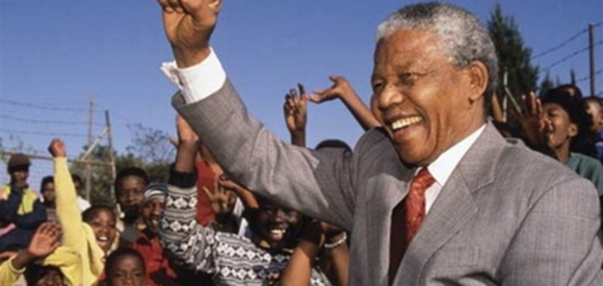 Нельсон Мандела получит байопик