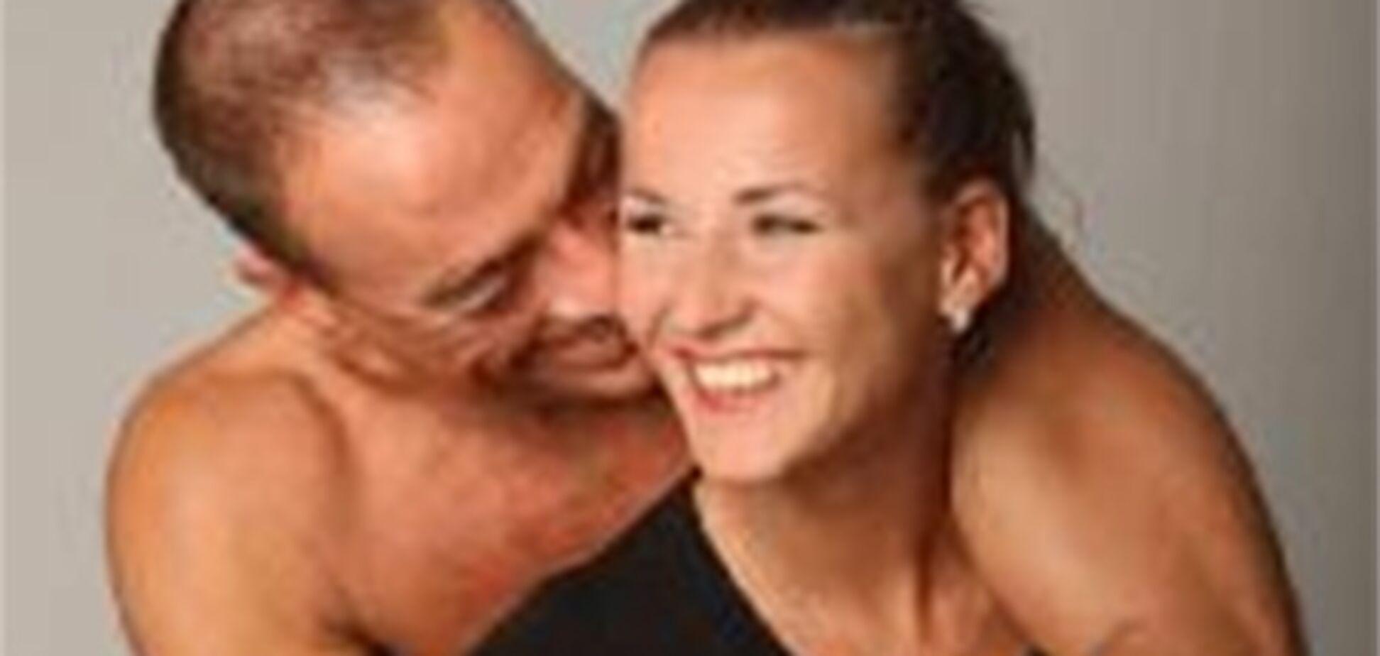 Ван Дамм представив бомонду українську коханку