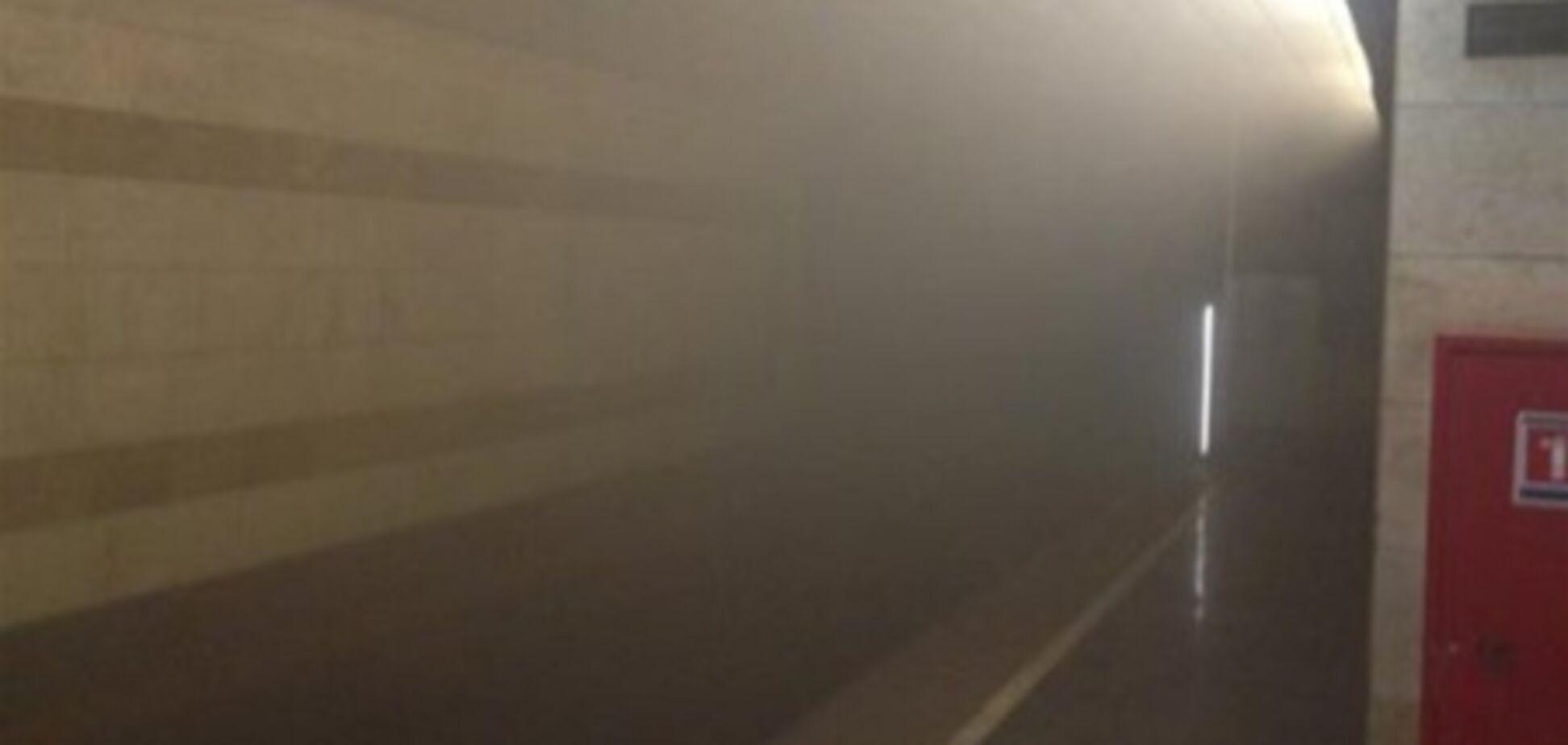 Названа причина пожара на станции метро 'Осокорки'
