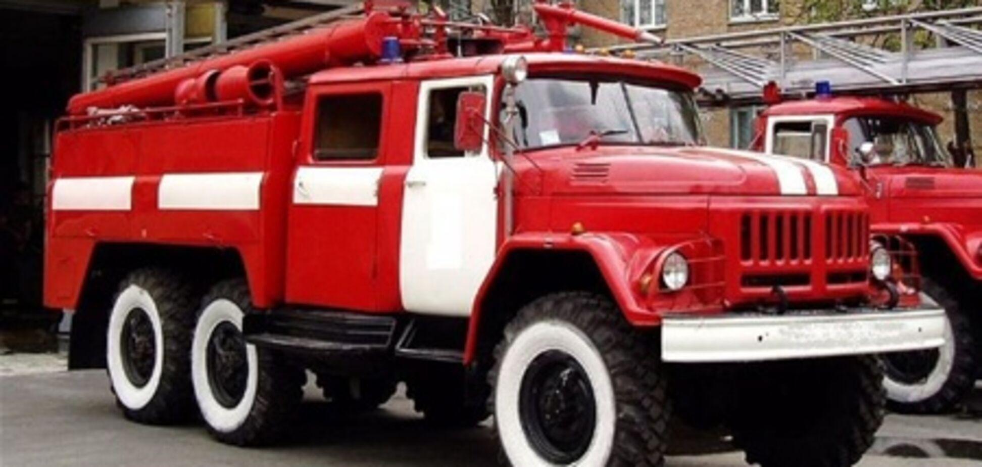 В Киев вернулись автоподжигатели