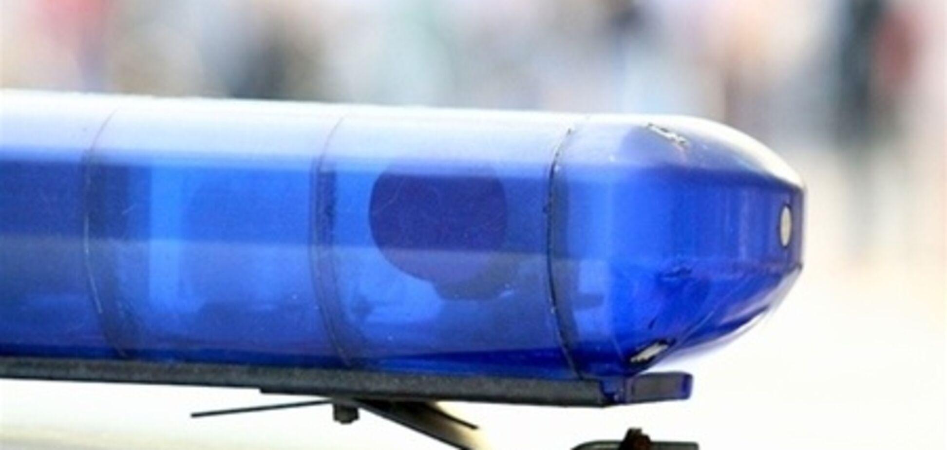 На Харьковщине за сутки гаишники разбили две машины