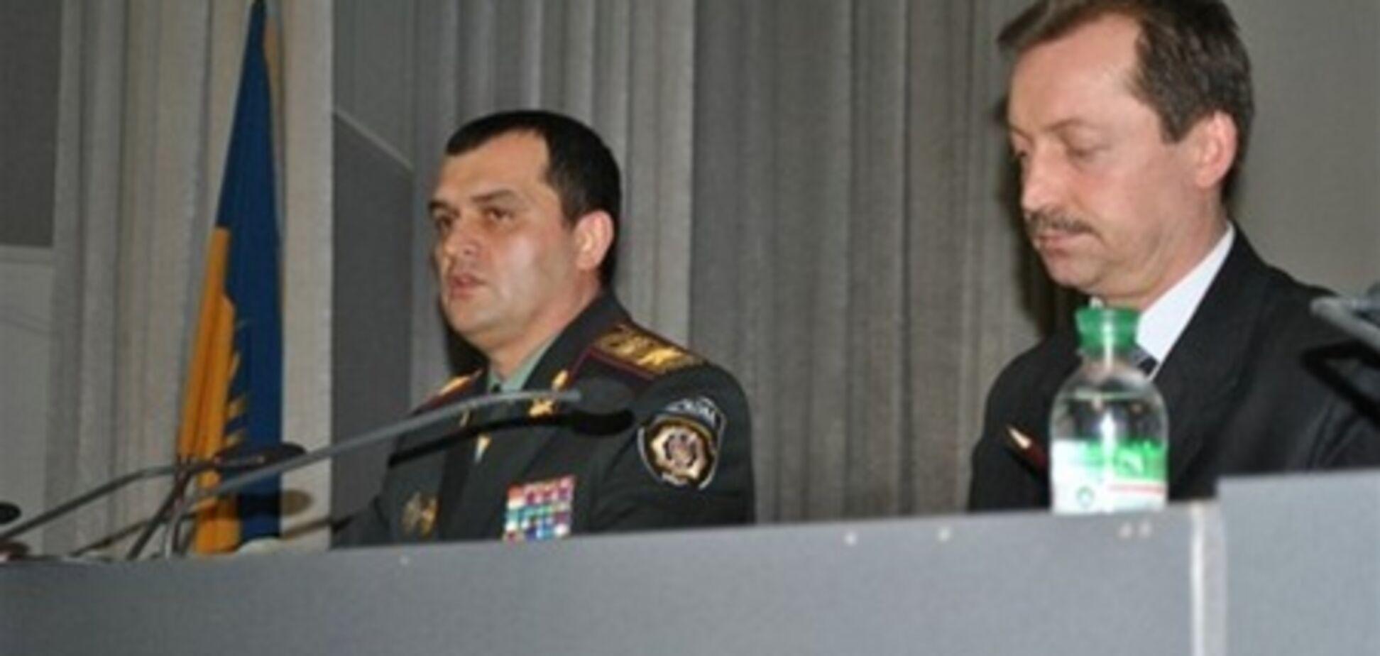 Захарченко: треба змінювати менталітет міліціонера