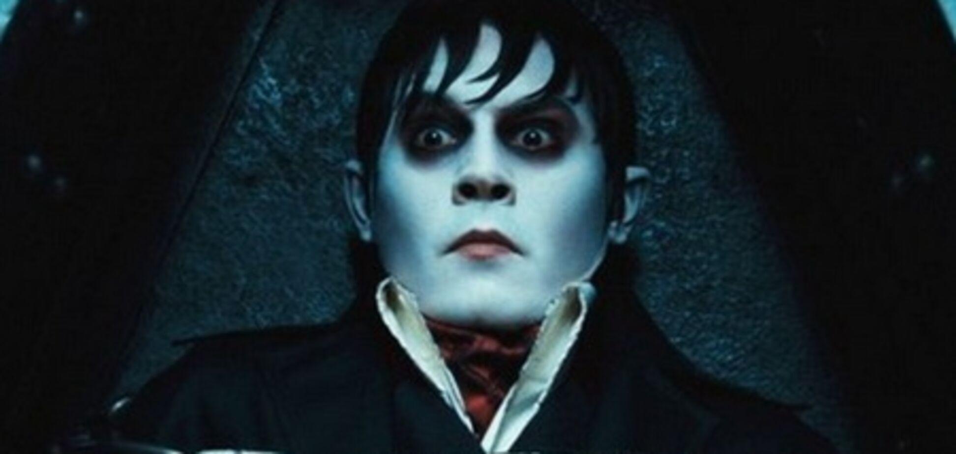 Вампир Джонни Депп, замученный блондинкой-ведьмой