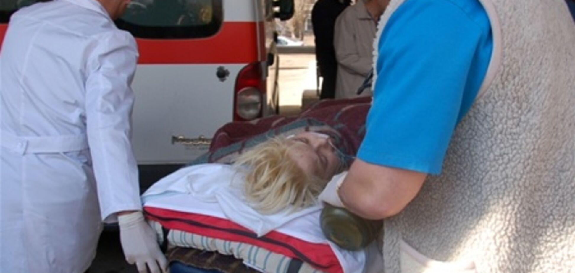 Оксану Макар уже перевезли в Донецк - Бахтеева