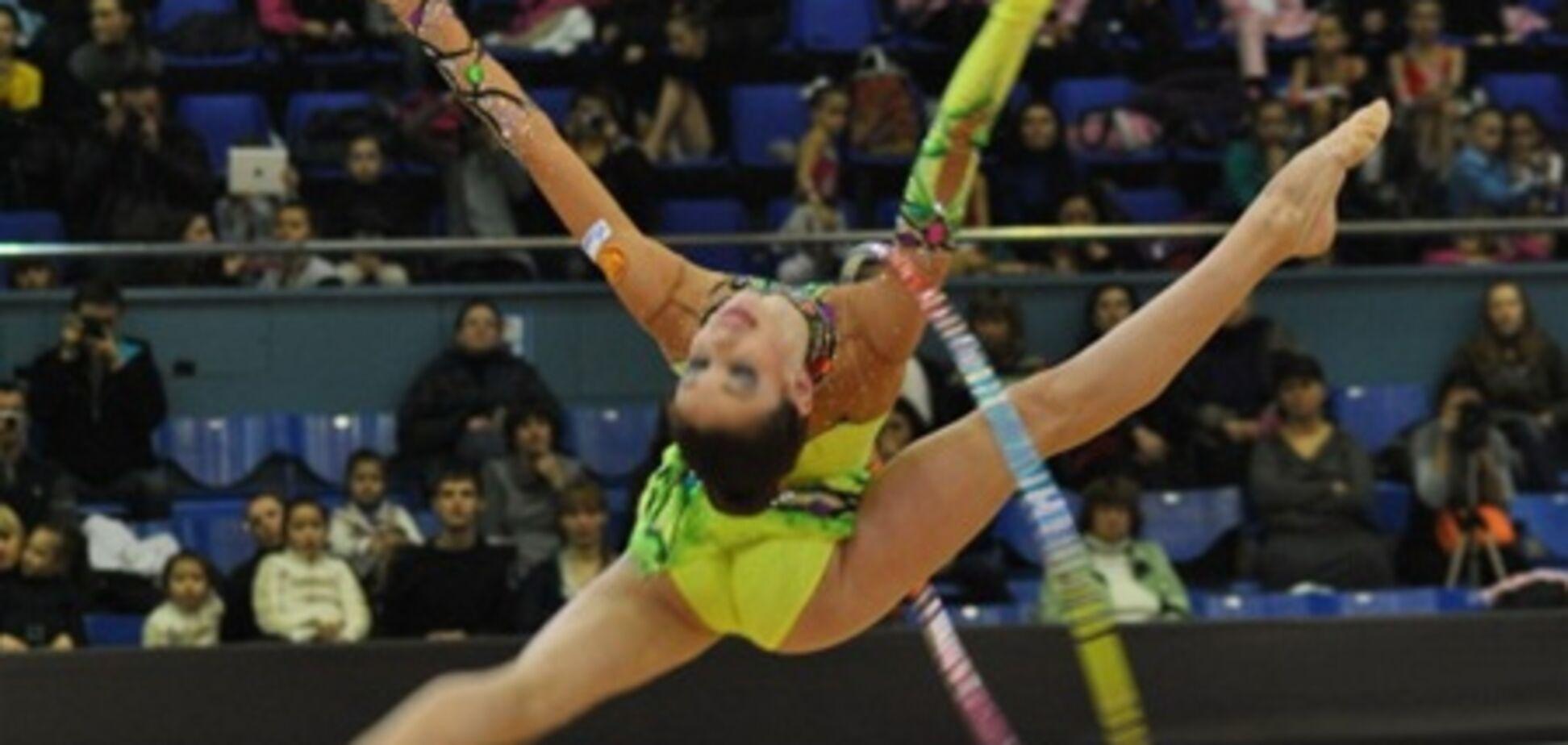 В честь примы мировой гимнастики