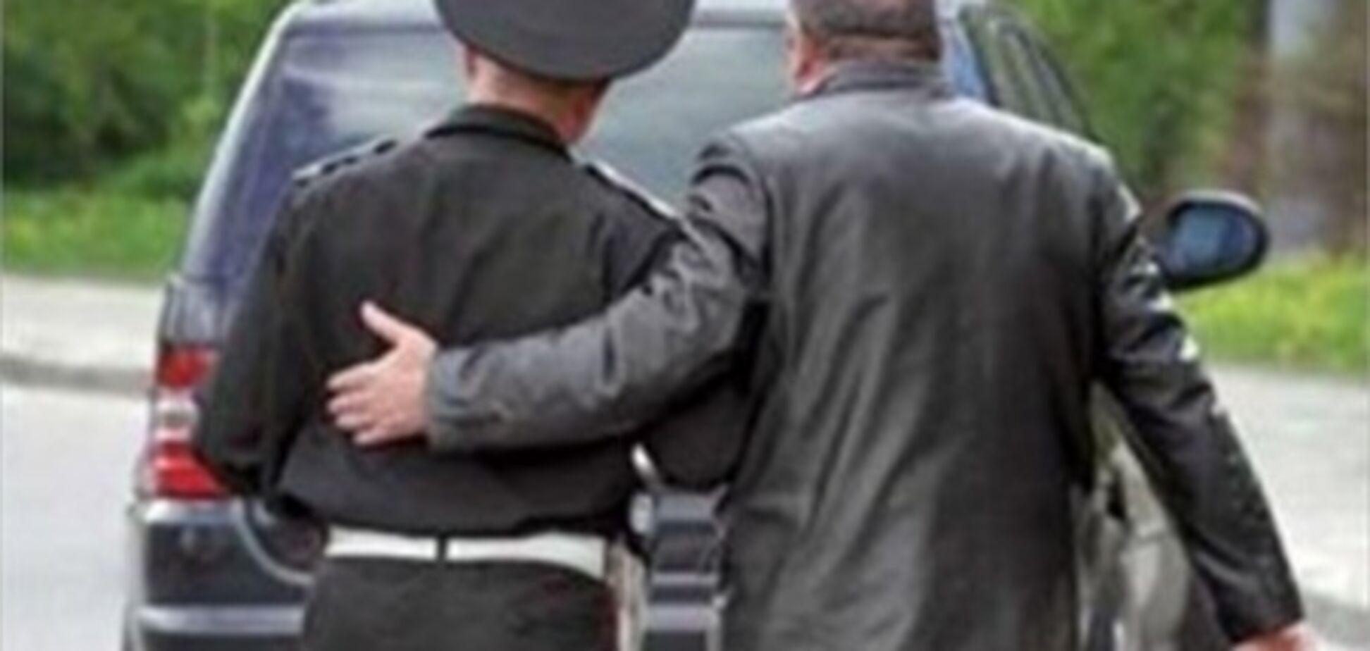 'Дорожный контроль' подрался с ГАИ и потолкался с бандитами в Запорожье