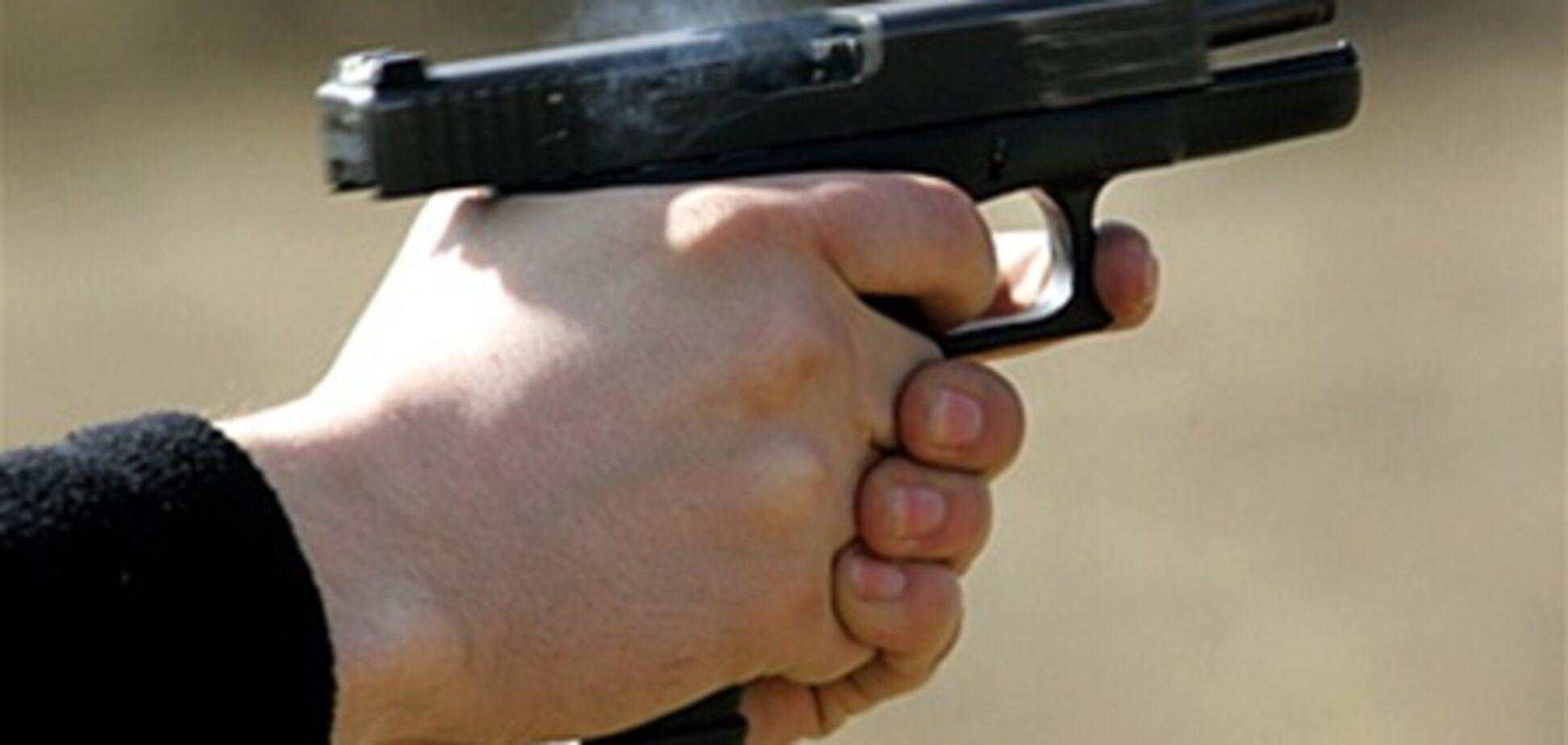 В Харькове мужчина открыл стрельбу в кафе, требуя выпивки