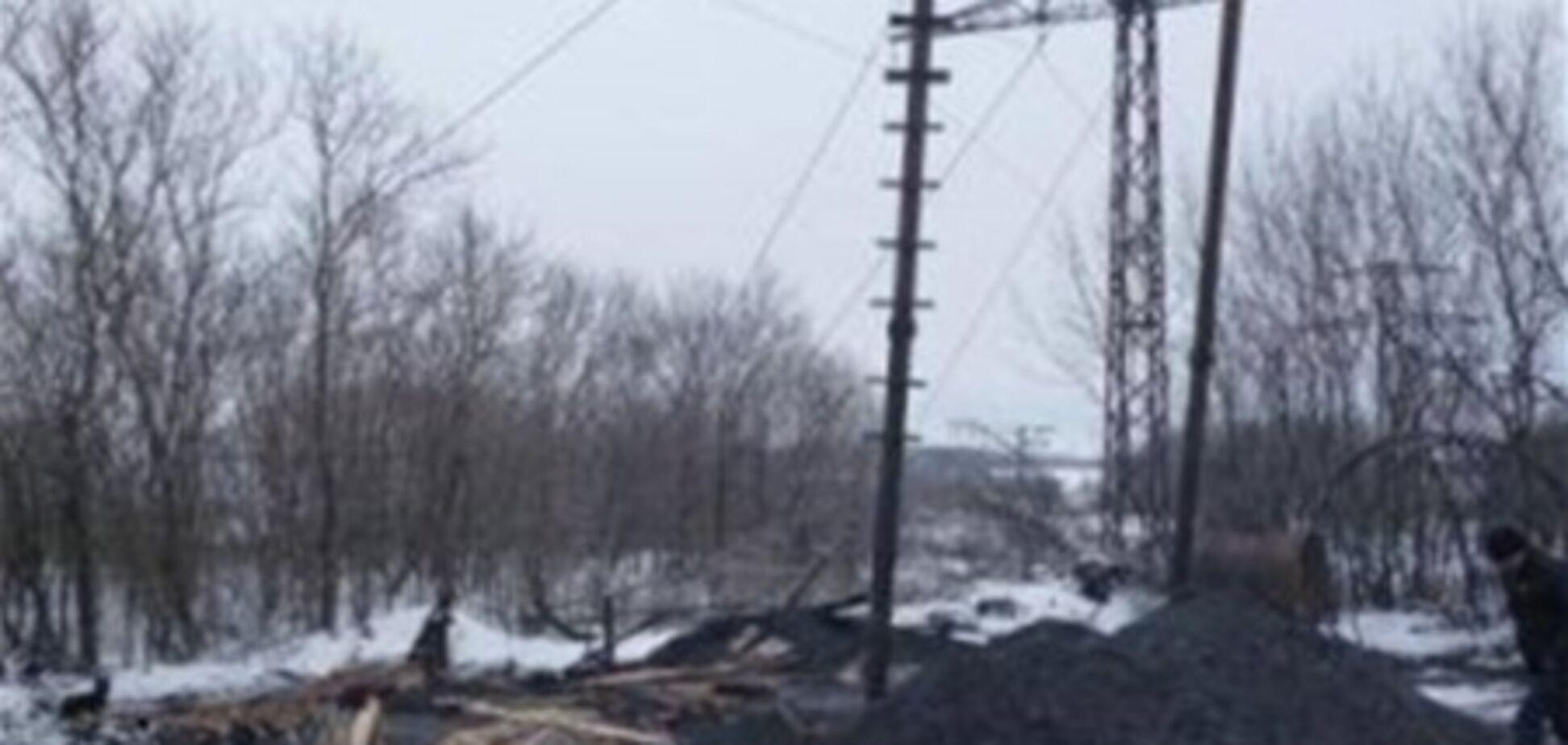 На Донетчине взорвалась нелегальная шахта: 6 горняков пропали без вести