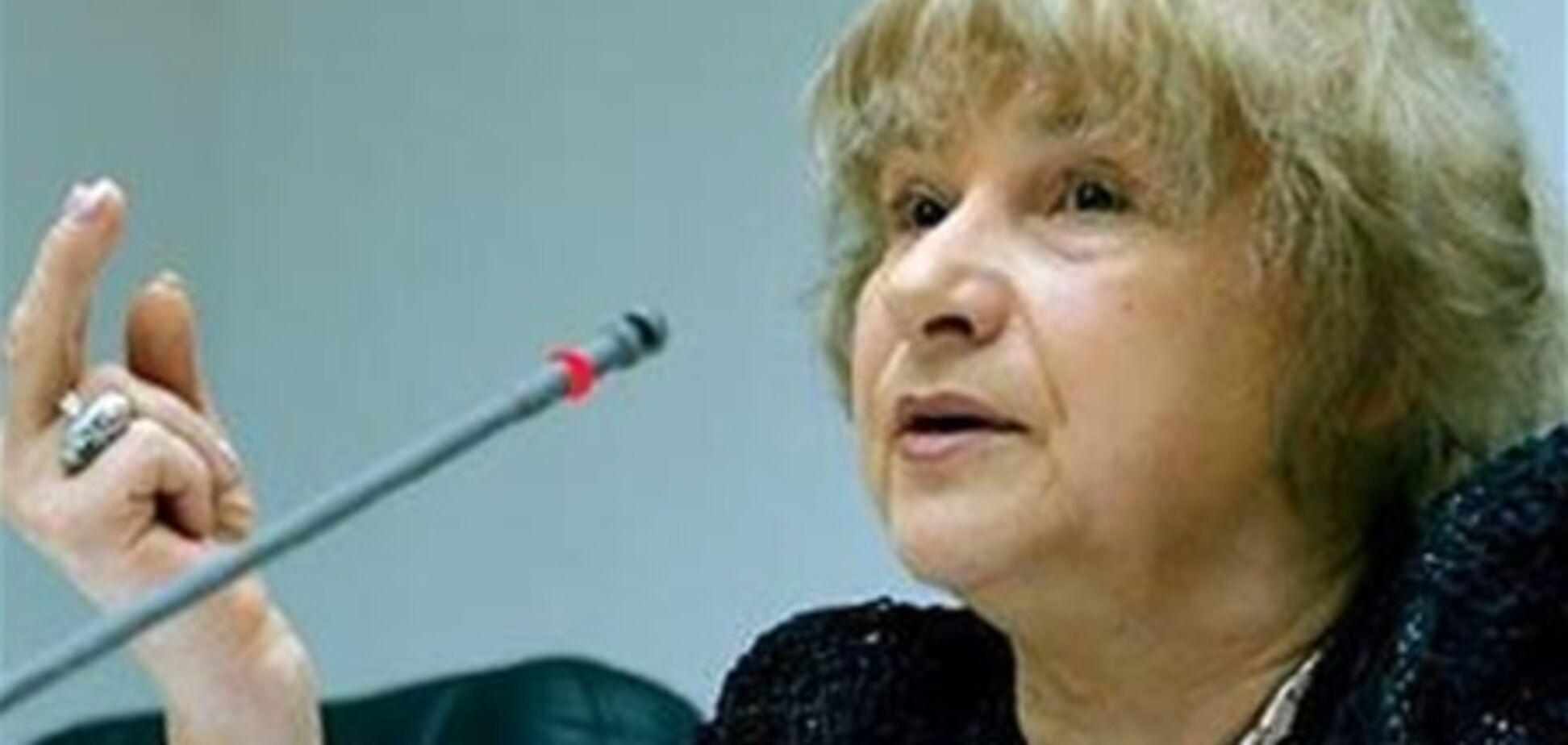 Лариса Скорик розкритикувала лист інтелігенції до президента