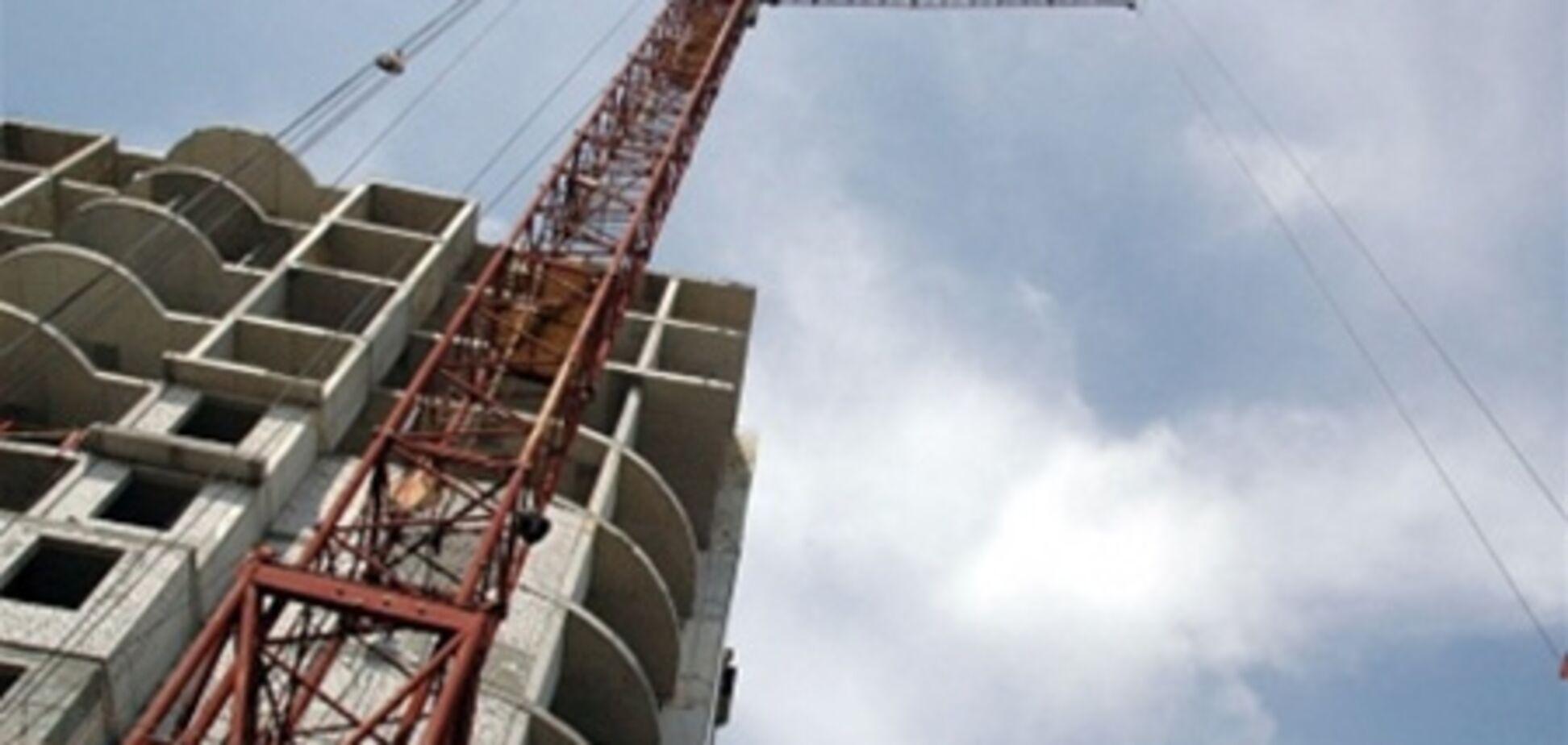 В Киеве раскрыли очередную строительную аферу