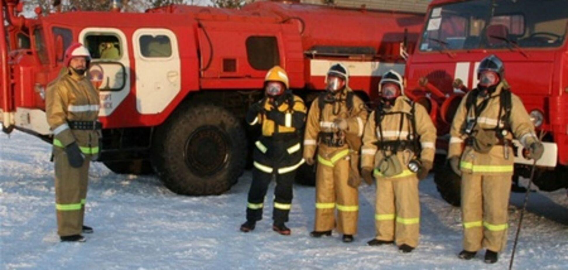 Дети подожгли школу, чтобы проверить, как быстро приедут пожарные