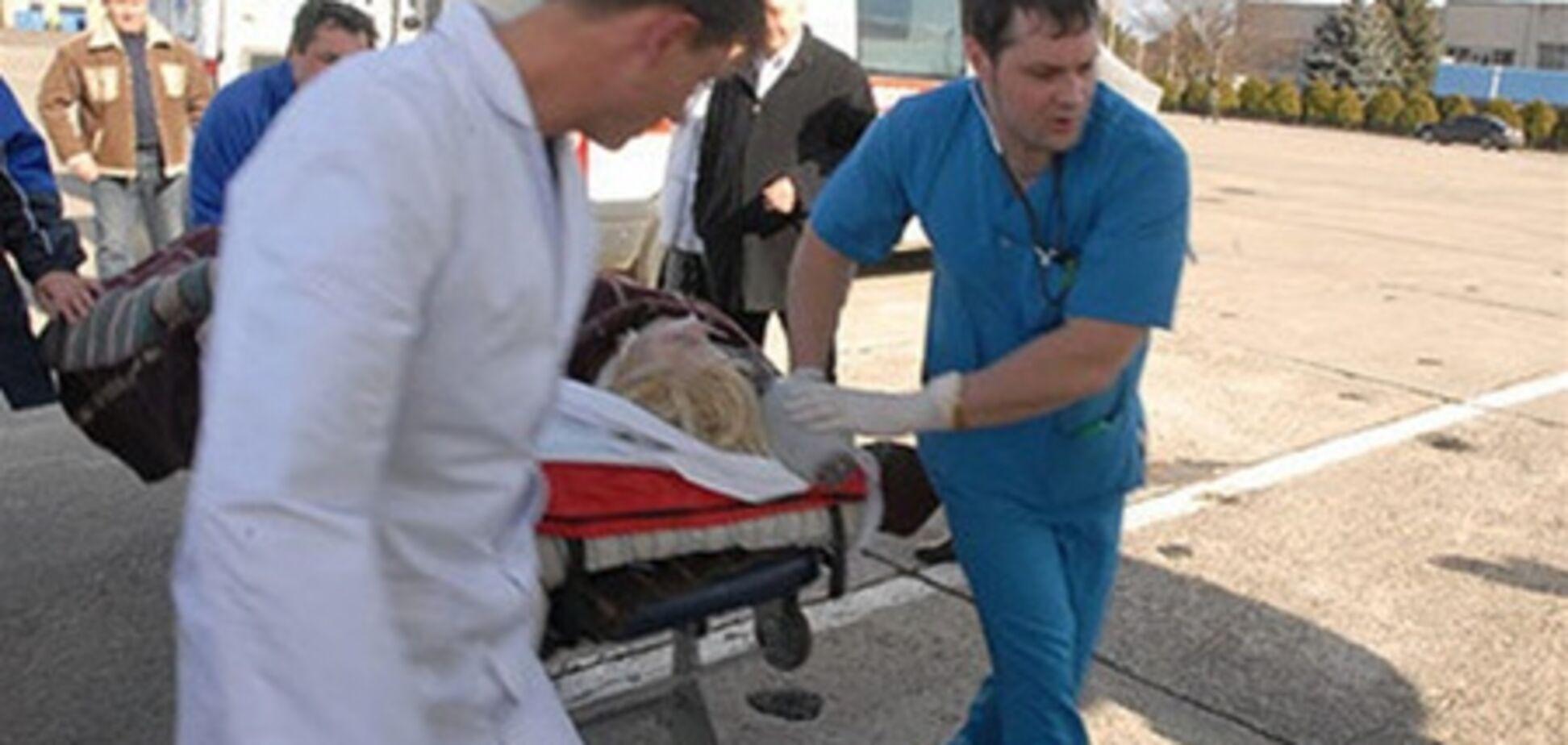На лечение Оксаны Макар уже потратили 195 тыс. гривен