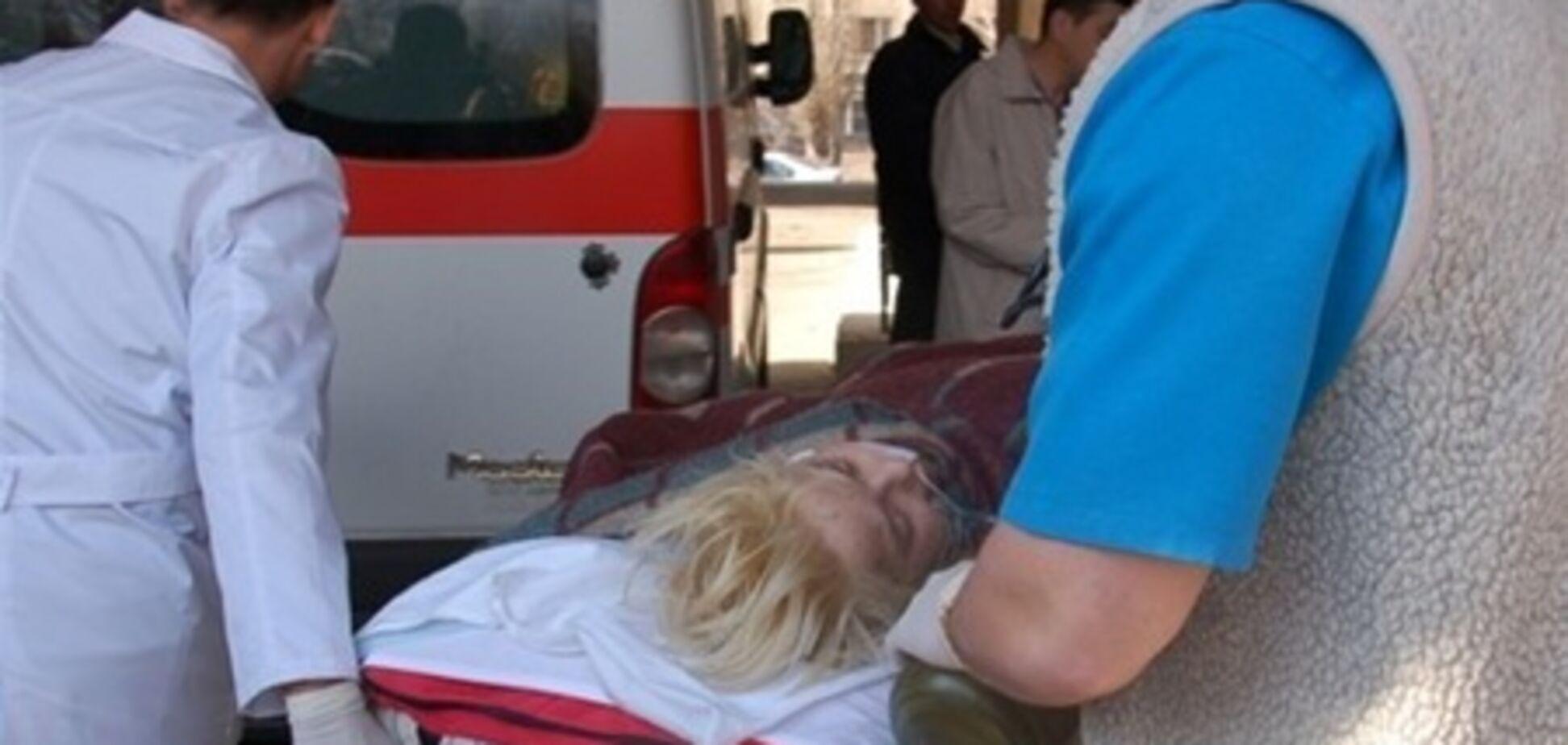 МВС: Оксану Макар прийняли за бомжа